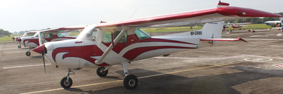 CESSNA 152 - MASTERS FLYING SCHOOL