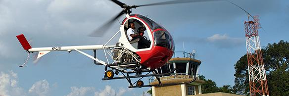 PRIVATE HELICOPTER PILOT GROUND & FLIGHT - MASTERS FLYING SCHOOL