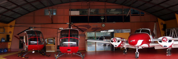 Masters Flying School Plaridel Hangar