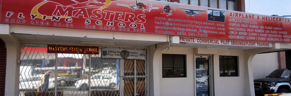 Masters Flying School Pasay Office